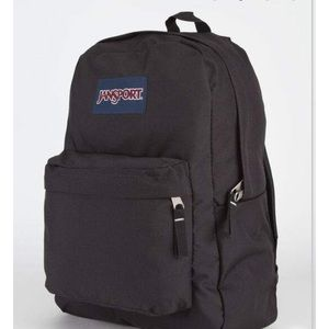 Jansport classic black backpack